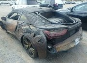 Fire-Totaled BMW i8 For Sale On Craigslist - image 649134