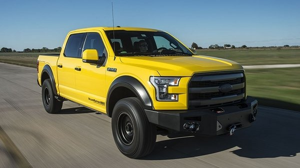 2016 Ford F-150 VelociRaptor 650 By Hennessey Review - Top Speed