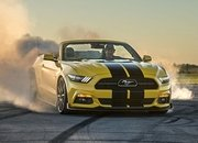 Ford Mustang Convertible HPE750 By Hennessey