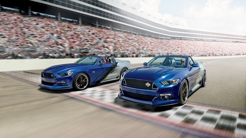 2016 Ford Mustang Convertible Neiman Marcus Limited-Edition