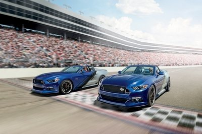 2016 Ford Mustang Convertible Neiman Marcus Limited-Edition - image 649842