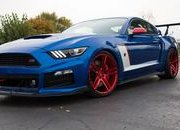 Ford Mustang TrakPak By Roush Performance