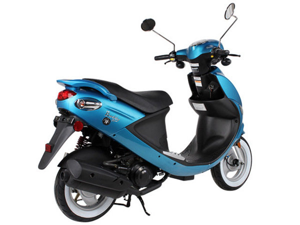 2016 Genuine Scooter Company Buddy 50 125 Anniversary Edition Motorcycle Review Top Speed