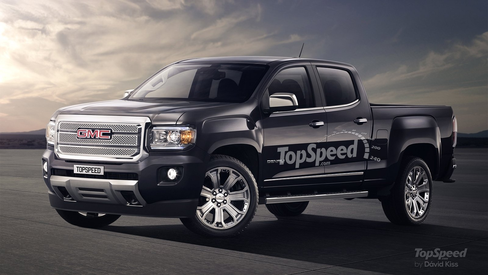 2017 gmc canyon spy photo specs price release date redesign. Black Bedroom Furniture Sets. Home Design Ideas