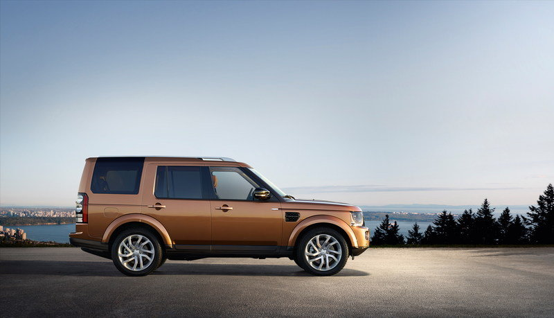 2016 Land Rover Discovery Landmark High Resolution Exterior - image 652885