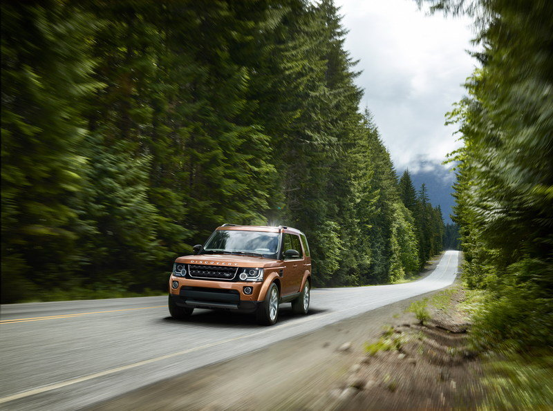 2016 Land Rover Discovery Landmark High Resolution Exterior - image 652886