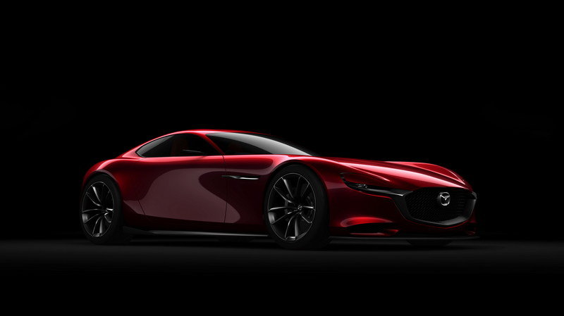 2016 Mazda RX-VISION Concept High Resolution Exterior - image 653151