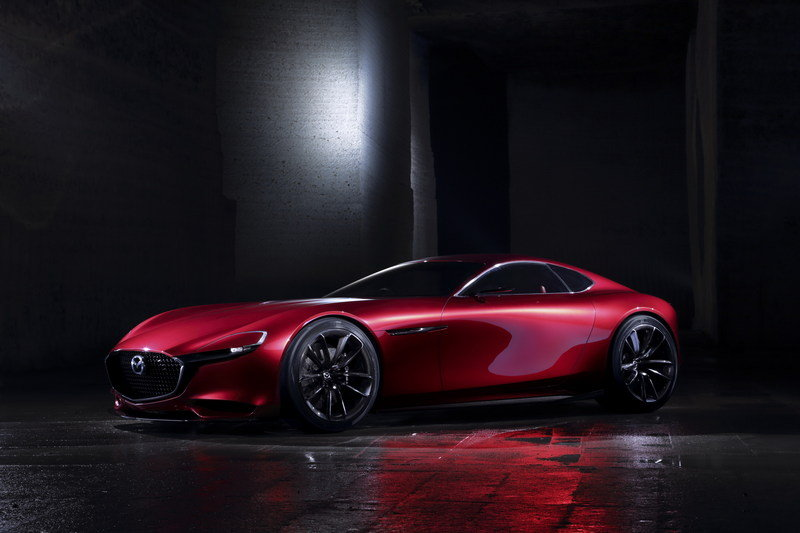 2016 Mazda RX-VISION Concept High Resolution Exterior - image 653157