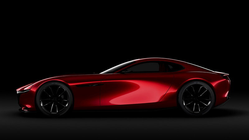 2016 Mazda RX-VISION Concept High Resolution Exterior - image 653150