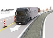 Mercedes-Benz's Self-Driving Truck Rolls Down The Autobahn - image 649468