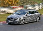 2017 Mercedes-Benz CLA Shooting Brake - image 650379