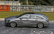 2017 Mercedes-Benz CLA Shooting Brake - image 650381