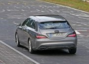 2017 Mercedes-Benz CLA Shooting Brake - image 650385