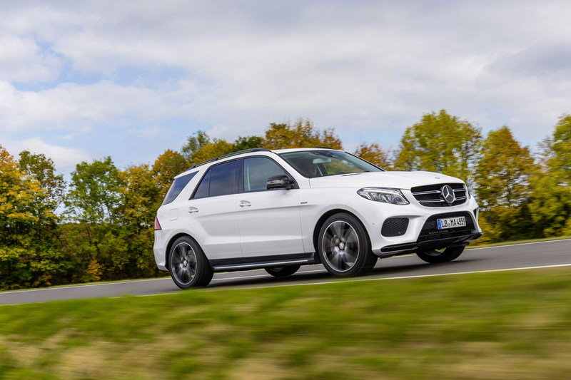 2016 Mercedes-Benz GLE 450 AMG 4MATIC