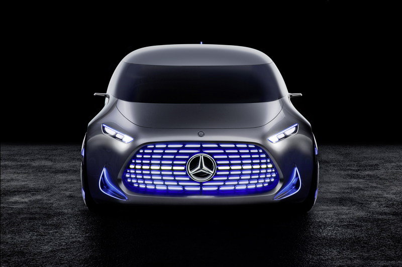 2015 Mercedes-Benz Vision Tokyo High Resolution Exterior - image 653267