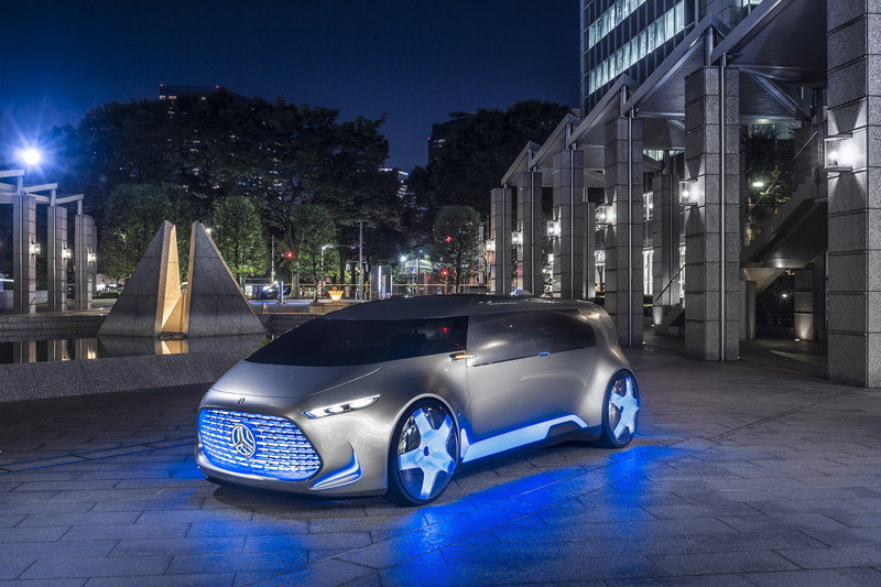 2015 Mercedes-Benz Vision Tokyo High Resolution Exterior Wallpaper quality - image 653250