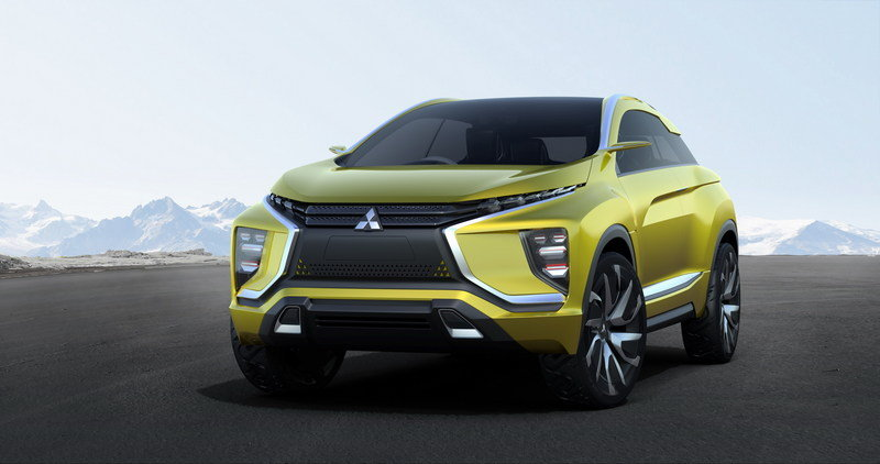 2015 Mitsubishi eX Concept High Resolution Exterior - image 649825