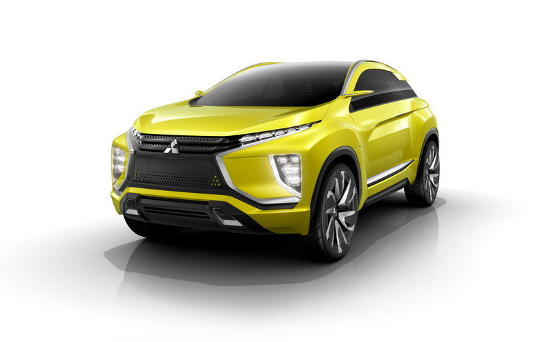 2015 Mitsubishi eX Concept High Resolution Exterior - image 649819