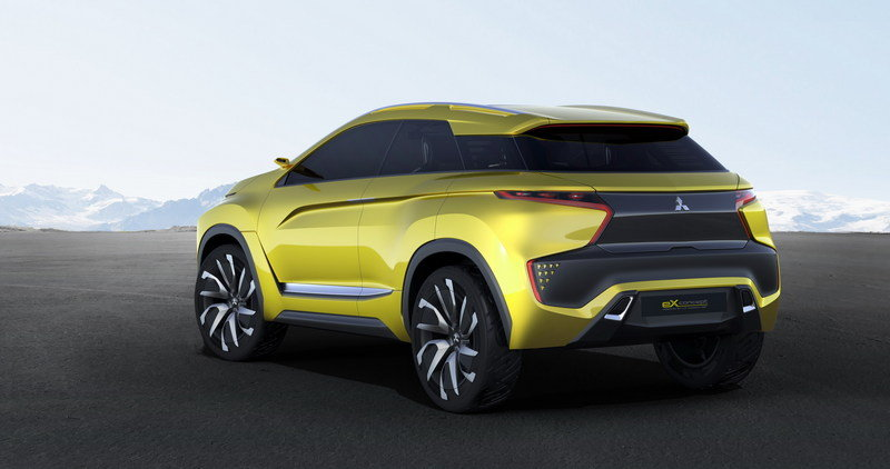 2015 Mitsubishi Ex Concept Gallery 649824 Top Speed