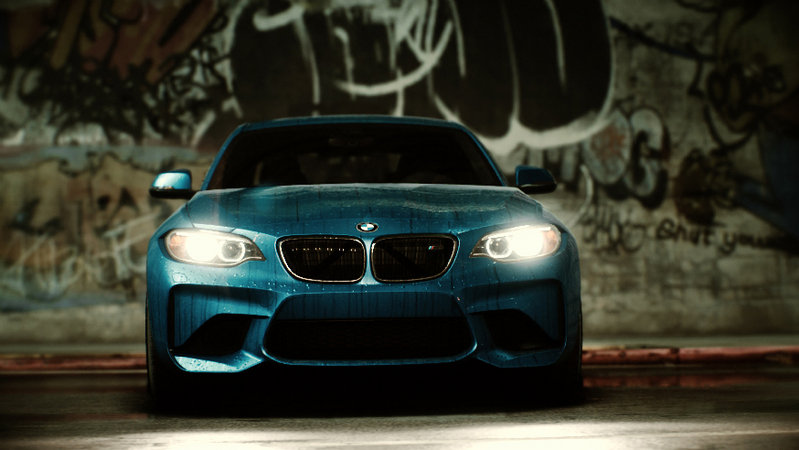 """Need For Speed"" Full List Of Cars Revealed"