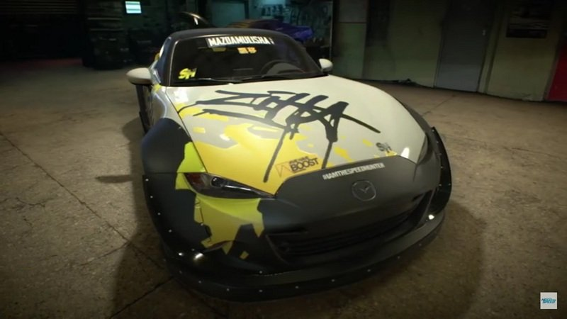 Need for Speed Offers Cars & Customization: Video