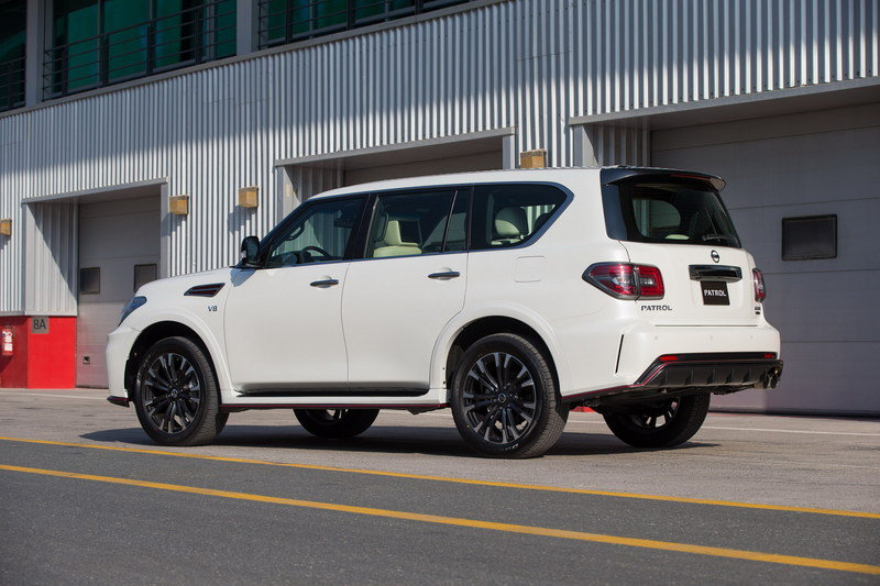 2016 Nissan Patrol Nismo High Resolution Exterior - image 650120