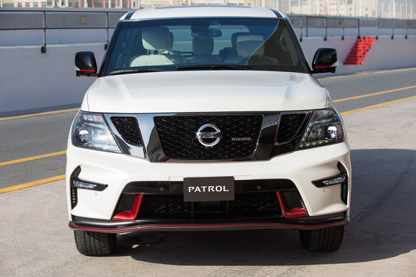 2016 Nissan Patrol Nismo | car review @ Top Speed