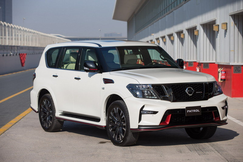 2016 Nissan Patrol Nismo High Resolution Exterior - image 650122