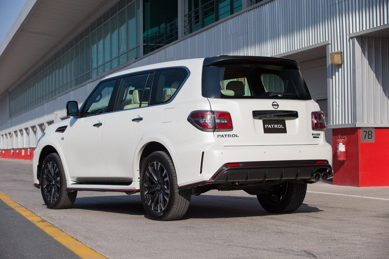 2016 Nissan Patrol Nismo High Resolution Exterior - image 650110