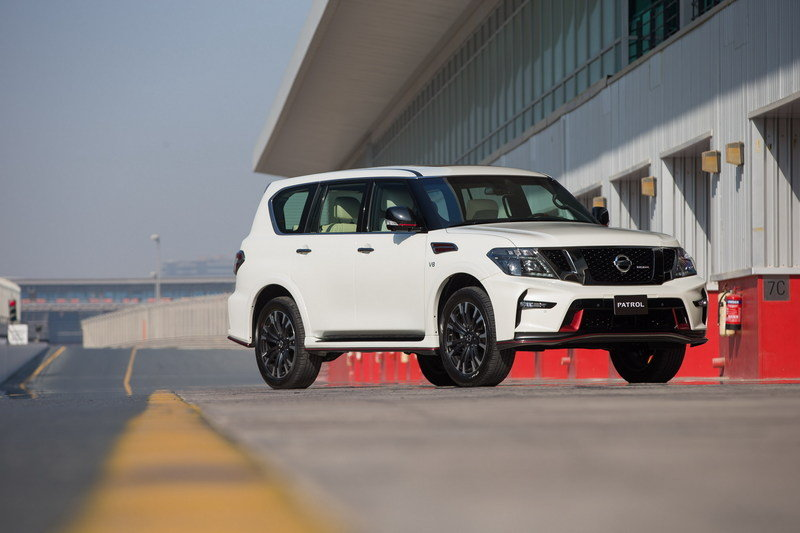2016 Nissan Patrol Nismo High Resolution Exterior - image 650109