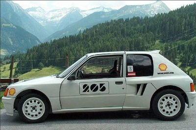 Restored Peugeot Rally Car Is A Collector's Dream