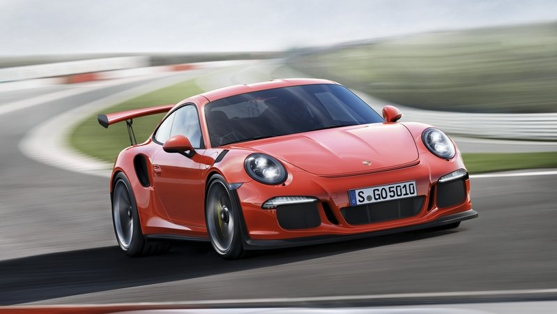 Porsche 911 GT3 RS Owner Says His Car Has Downforce Problems On The Nurburgring