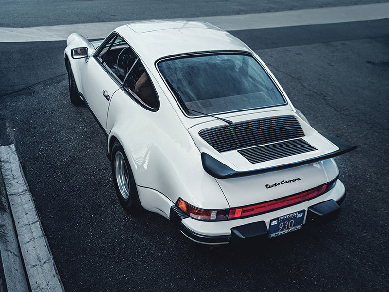1976 Porsche 911 Turbo Carrera High Resolution Exterior - image 653076