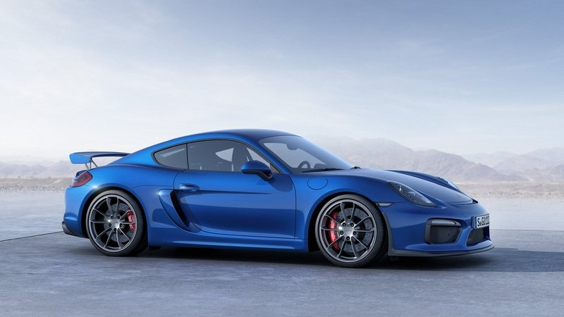Porsche Cayman GT4 To Get the Club Sport Treatment