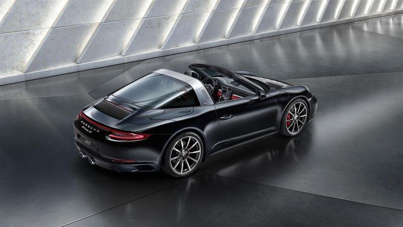 2017 Porsche 911 Targa 4 High Resolution Exterior - image 649672
