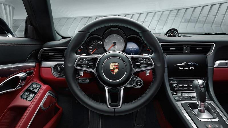 2017 Porsche 911 Targa 4 High Resolution Interior - image 649679