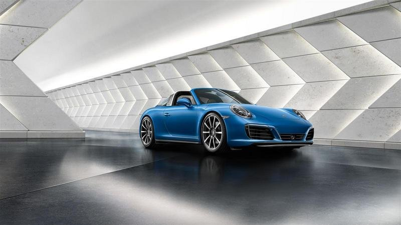 2017 Porsche 911 Targa 4 High Resolution Exterior - image 649665