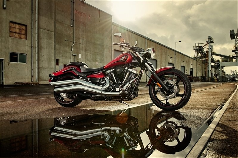 2016 Star Motorcycles Raider