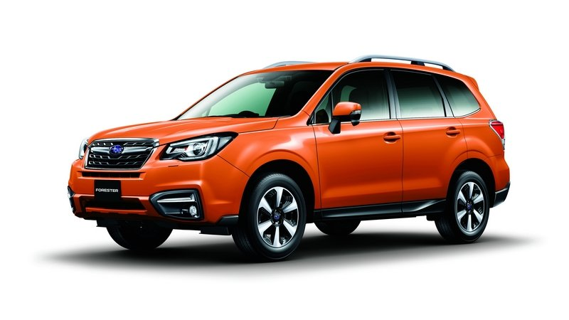 Subaru upgrades the Forester JDM ahead of Tokyo Motor Show