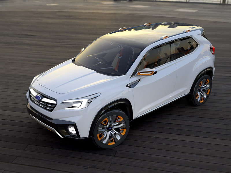 2015 Subaru Viziv Future Concept High Resolution Exterior - image 649702