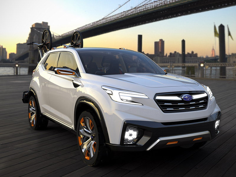 2015 Subaru Viziv Future Concept High Resolution Exterior - image 649697