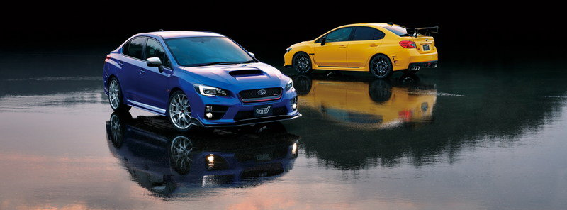 2016 Subaru WRX STI S207 Limited Edition