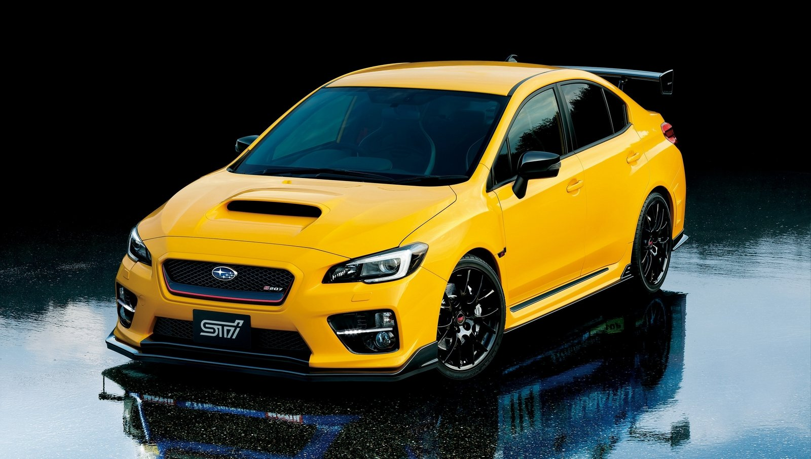 2016 subaru wrx sti s207 limited edition review top speed. Black Bedroom Furniture Sets. Home Design Ideas