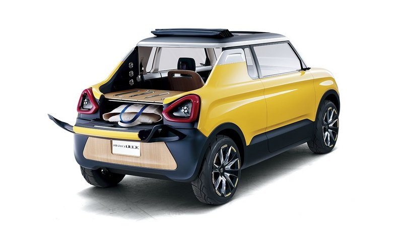 2015 Suzuki Mighty Deck Concept