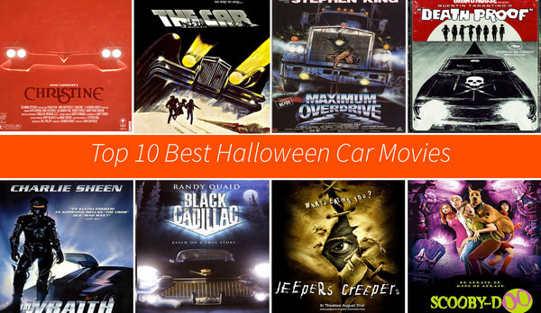 Top 10 Best Halloween Car Movies Car News Top Speed