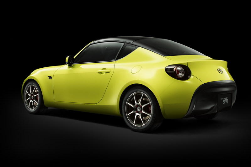 2015 Toyota S-FR Concept High Resolution Exterior - image 649801