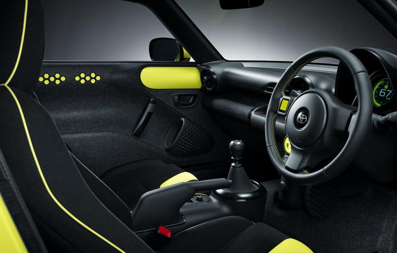 2015 Toyota S-FR Concept High Resolution Interior - image 649804