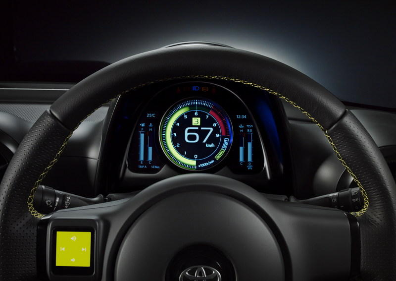 2015 Toyota S-FR Concept High Resolution Interior - image 649807