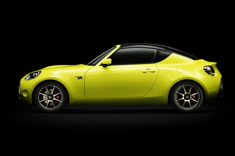 2015 Toyota S-FR Concept High Resolution Exterior - image 649787