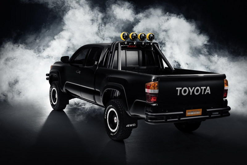 2016 Toyota Tacoma Back to the Future Concept High Resolution Exterior - image 652052
